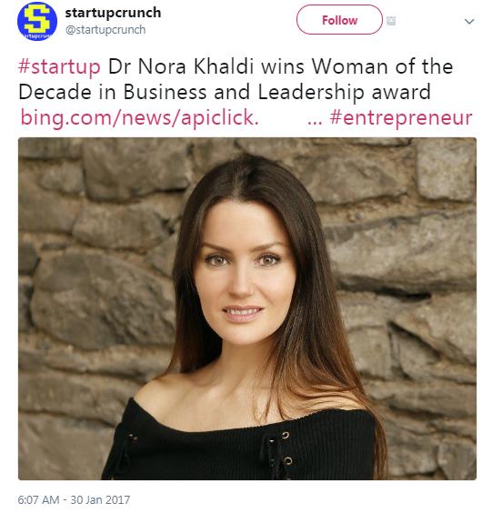 Dr Nora Khaldi