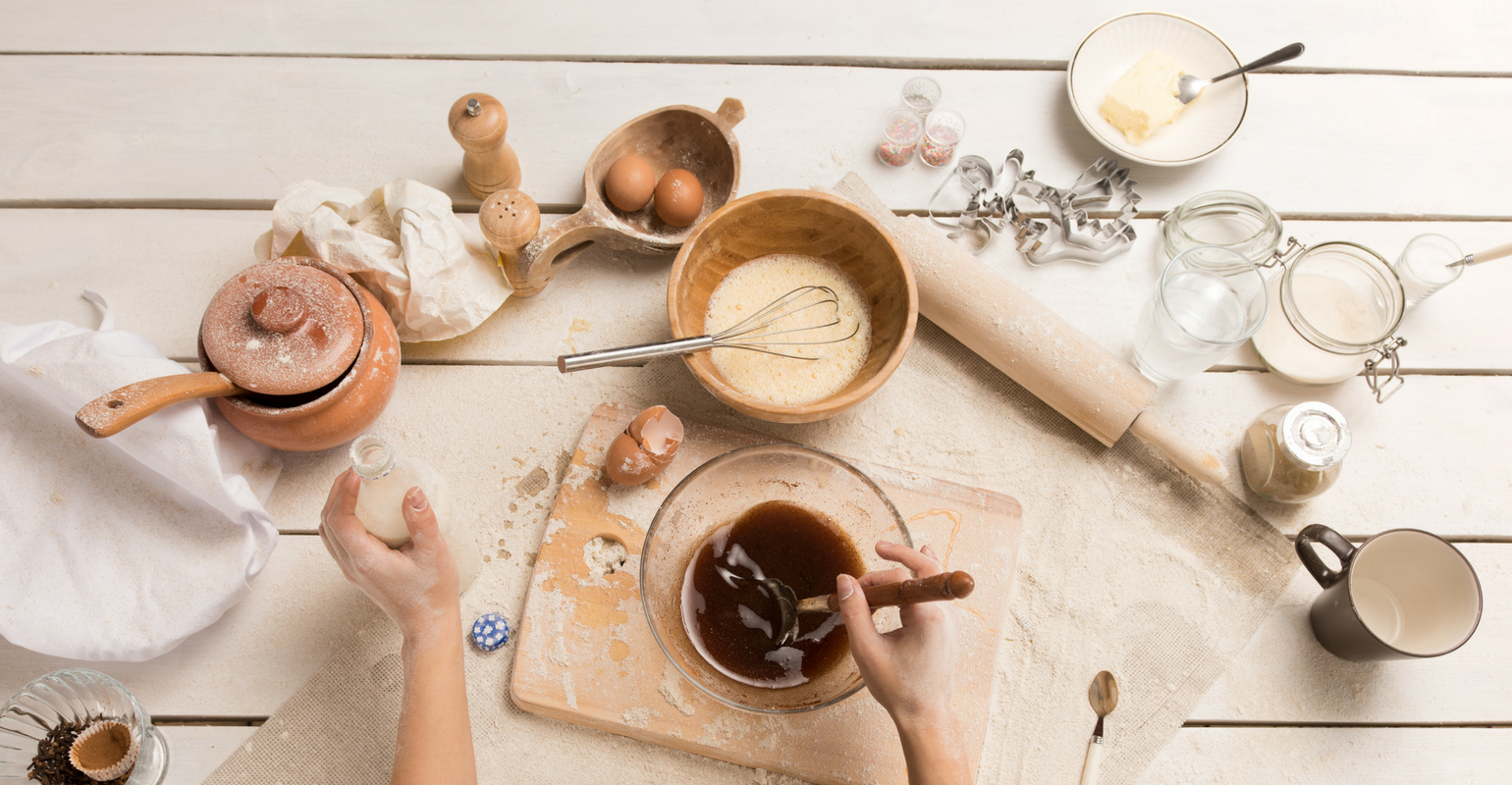 Lessons learned from the Great British Bake Off