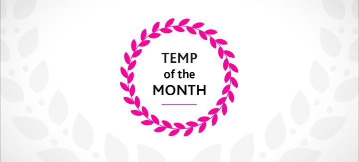 La Crème Temp of the Month - Cork   June