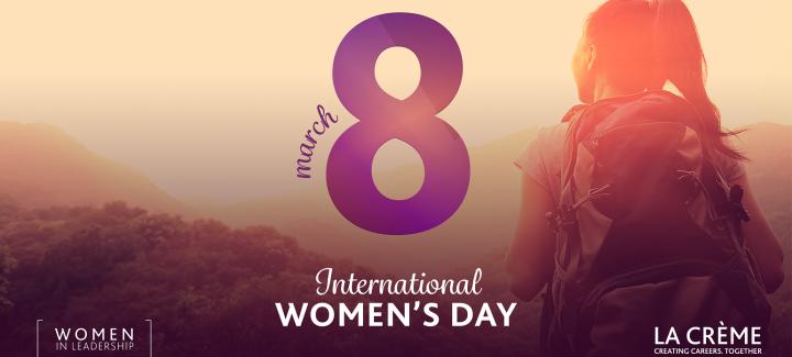 Happy International Women's Day 2016!