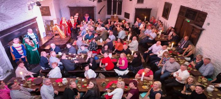 Bunratty Castle Banquet Client Event
